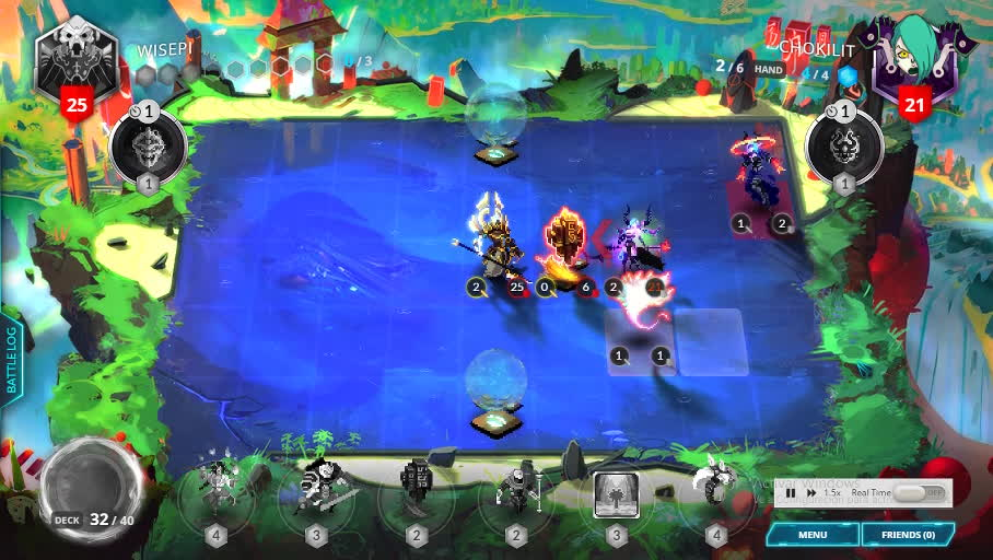 duelyst, SecondTurn GIFs