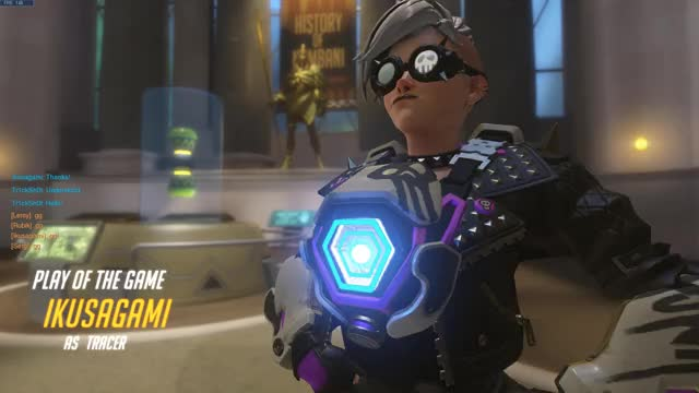 Watch and share Tracer GIFs on Gfycat