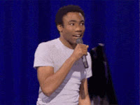 donald glover, yes, yes GIFs