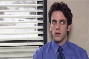 b. j. novak, Picture/GIF quiz: what just happened? • r/DunderMifflin GIFs