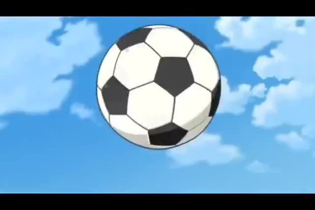 Watch and share Inazuma Eleven GIFs and Spinning Shoot GIFs by KidouIEBR on Gfycat