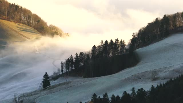 Watch and share Foggy Mountain GIFs on Gfycat