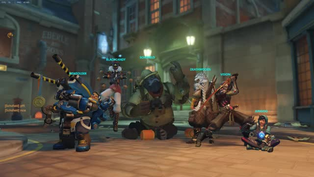 Watch and share Overwatch 08.05.2017 - 22.30.35.03.DVR-252-18 GIFs on Gfycat