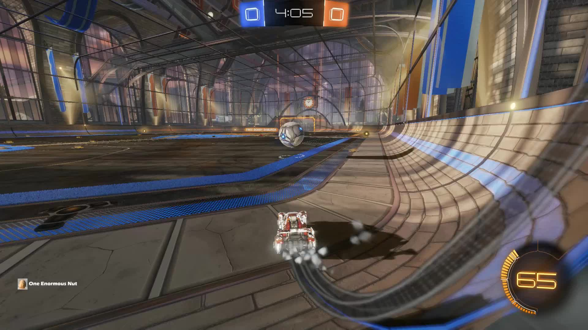 Gif Your Game, GifYourGame, Goal, One Enormous Nut | TTV, Rocket League, RocketLeague, Goal 1: One Enormous Nut | TTV GIFs