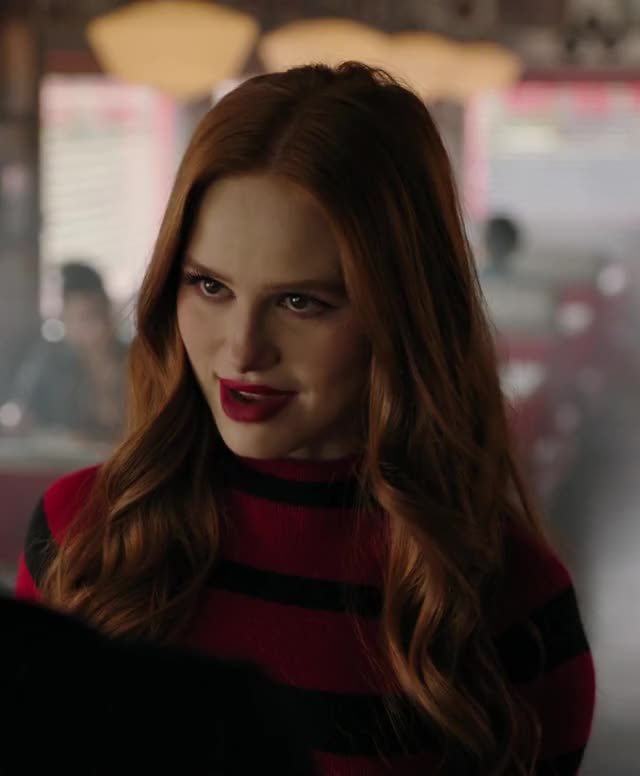 Watch and share Madelaine Petsch GIFs and Cheryl Blossom GIFs by Quacksterz on Gfycat