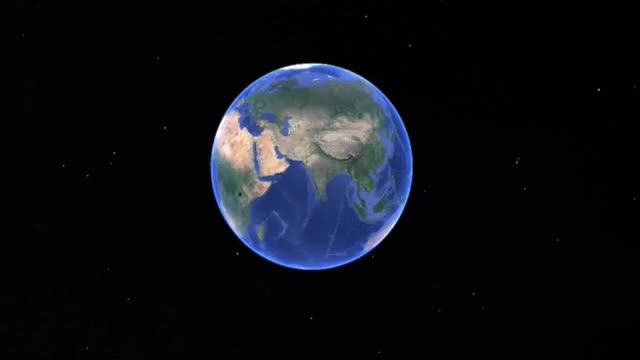 Watch and share The Earth Zoom  To Kolkata In India. Shot Video Edit From After Effect GIFs on Gfycat