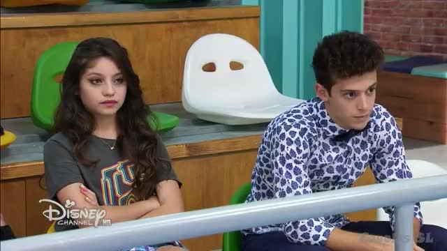 Soy Luna || Simon y Ambar patinan. Juliana elige a la pareja protagonista (2x37-38) #Simbar HD