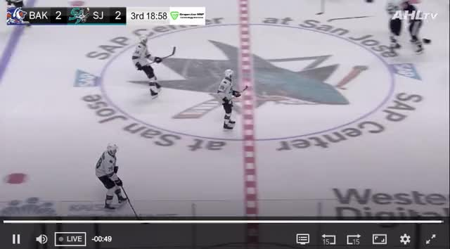 Watch and share Joe Gambardella Fight GIFs by cultofhockey on Gfycat