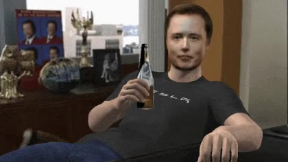 Watch and share Elon Musk GIFs by Pete Brown on Gfycat
