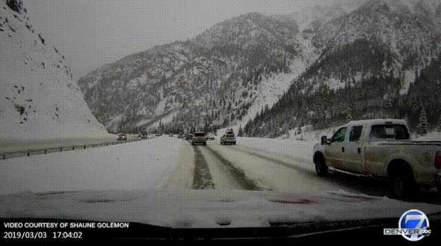 Inside the I-70 Avalanche
