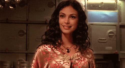 Watch and share Morena Baccarin GIFs and Firefly GIFs on Gfycat