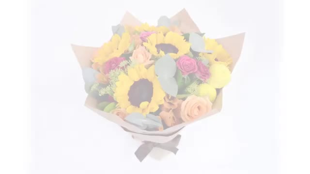 Watch this flowers GIF by The GIF Forge (@leahstark) on Gfycat. Discover more bouquet, flowers, roses, sunflowers GIFs on Gfycat