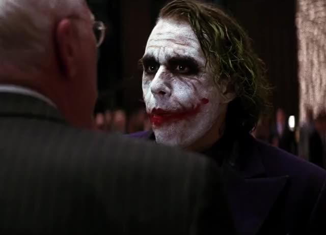 Watch and share The Dark Knight GIFs and Heath Ledger GIFs by MikeyMo on Gfycat