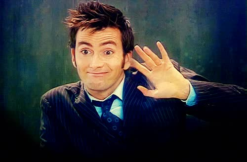 Watch and share David Tennant GIFs on Gfycat