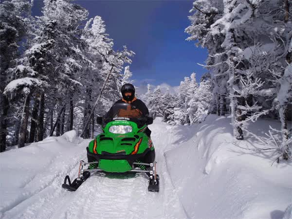 Watch and share Maine - Snowmobile - Pictures GIFs on Gfycat
