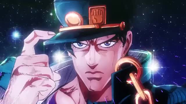 JoJo's Bizarre Adventure OP 3 (with Sound Effects) Stand
