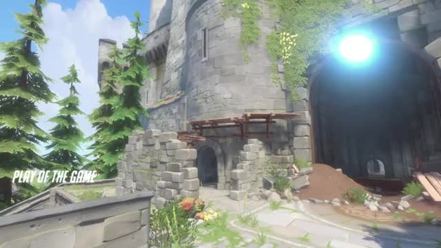 Watch and share Overwatch GIFs and Tracer GIFs by Warpedjelly on Gfycat