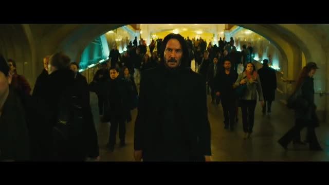 Watch this trending GIF by georgekdinosaur on Gfycat. Discover more Halle Berry, John Wick: Chapter 3, Keanu Reeves, Laurence Fishburne, Mark Dacascos, Olivia Leyva, Parabellum, john wick, lionsgate, lionsgate movies GIFs on Gfycat