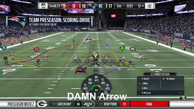 Watch Like a F**KING Arrow GIF by Xbox DVR (@xboxdvr) on Gfycat. Discover more DeltaCharlie052, MaddenNFL18, xbox, xbox dvr, xbox one GIFs on Gfycat