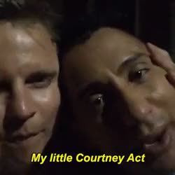 Watch and share Bianca Del Rio GIFs and Courtney Act GIFs on Gfycat