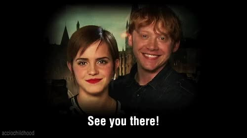 Watch and share Rupert Grint GIFs and Emma Watson GIFs on Gfycat