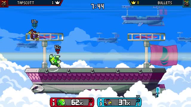 Watch and share Rivals Of Aether GIFs by thetapscott on Gfycat