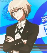 Watch and share Byakuya Togami GIFs and Dangan Ronpa GIFs on Gfycat