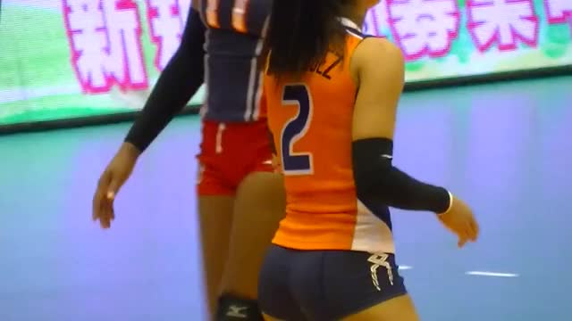 Winifer fernandez volleyball - 1 part 4