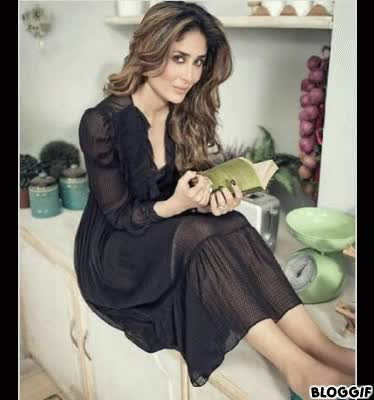 Watch and share Kareena Kapoor GIFs and Celebrities GIFs by Korukonda GopalaSrinivas on Gfycat