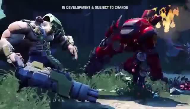 Battleborn Character Introductions GIFs