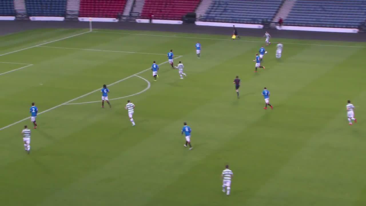 soccergifs, Celtic 5-2 Rangers   Little Big Shot Youth Cup Final 2015 (reddit) GIFs