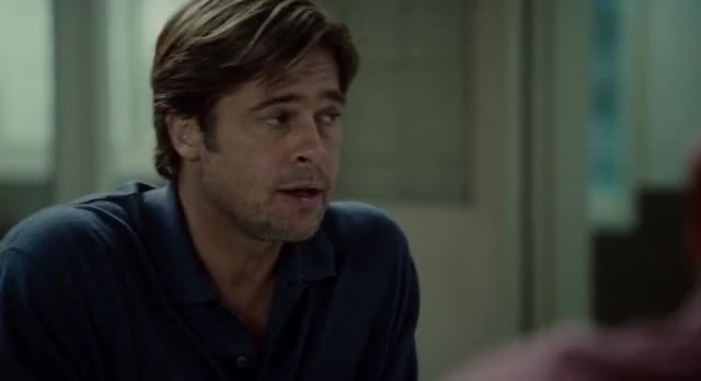 Watch and share Moneyball Gif GIFs by mikearrow on Gfycat