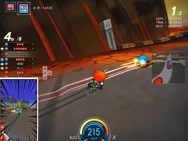 Watch and share Crazyracing Kartrider 2019.10.20 - 03.30.33.02.DVR.mp4-00.02.51.949-00.02.55.734 GIFs on Gfycat