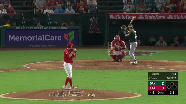 Watch and share Los Angeles Angels GIFs and Oakland Athletics GIFs by natewattpl on Gfycat