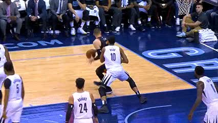 Watch and share JaMychal Green — Memphis Grizzlies GIFs by Off-Hand on Gfycat