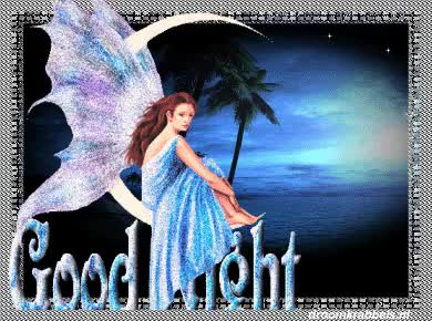 Watch and share Sparkling Good Night Graphic GIFs on Gfycat