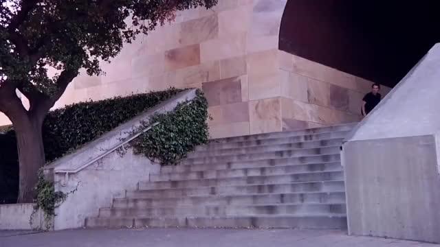 Watch and share Nollie Heelflip Back 5050 Hubba (reddit) GIFs on Gfycat