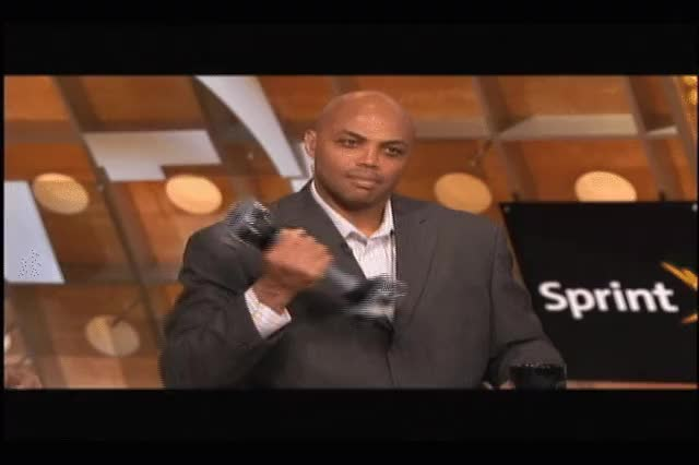Watch and share Charles Barkley Shake Weight GIFs on Gfycat