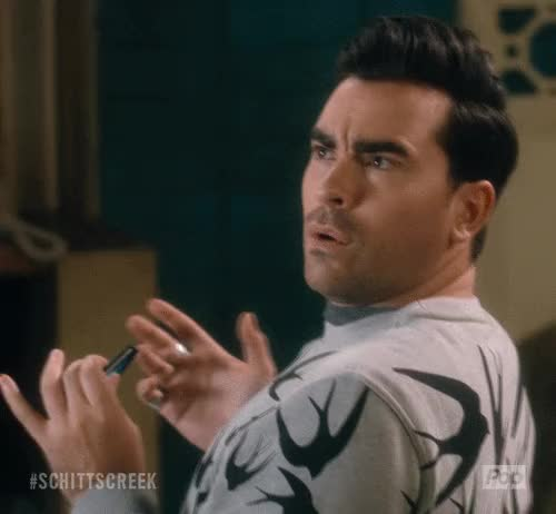 Watch and share Dan Levy GIFs and Celebs GIFs on Gfycat