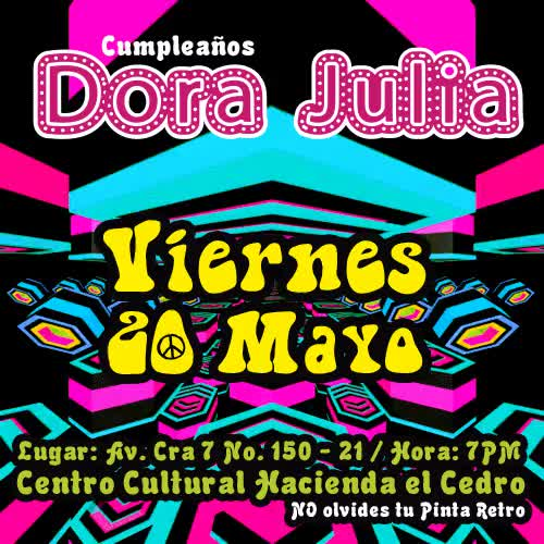 Watch and share Cumpleaños Dora Julia GIFs on Gfycat