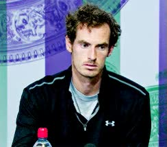 Watch and share Andy Murray GIFs on Gfycat