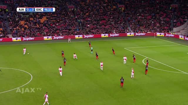 Watch and share Amsterdam Arena GIFs and Highlights Ajax GIFs by nienke on Gfycat