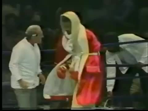 Watch Gerge Foreman vs Joe Frazier II (reddit) GIF on Gfycat. Discover more related GIFs on Gfycat