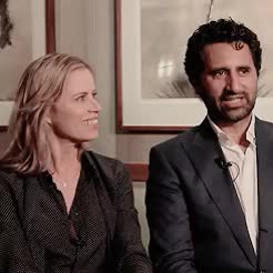 Watch and share Cliff Curtis GIFs and Kim Dickens GIFs on Gfycat