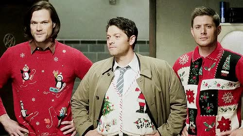Watch Added: Aug. 16, 2015 | GIF on Gfycat. Discover more jared padalecki, jensen ackles, misha collins GIFs on Gfycat