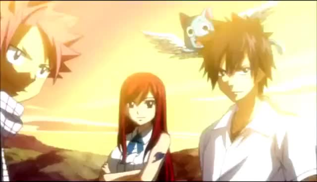 Watch Fairy Tail GIF on Gfycat. Discover more anime GIFs on Gfycat