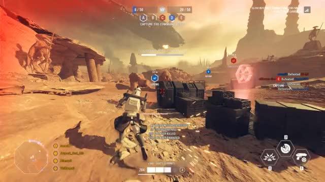 Watch Star Wars Battlefront II (2017) 2019.04.16 - 20.12.38.03.DVR GIF on Gfycat. Discover more starwarsbattlefront GIFs on Gfycat