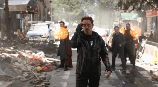 Watch and share Avengers Infinity War GIFs by Reactions on Gfycat