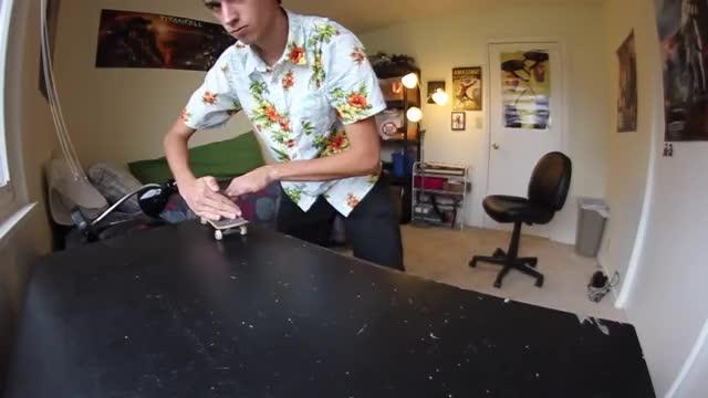 Watch Awesome Handboard GIF on Gfycat. Discover more 100, Samtaborskating, board, boarding, canon, finger, fun, handboard, hilarious, kickflip, lmao, lol, rebel, revive, rofl, skateboarding, stupid, tabor, tech, tricks GIFs on Gfycat