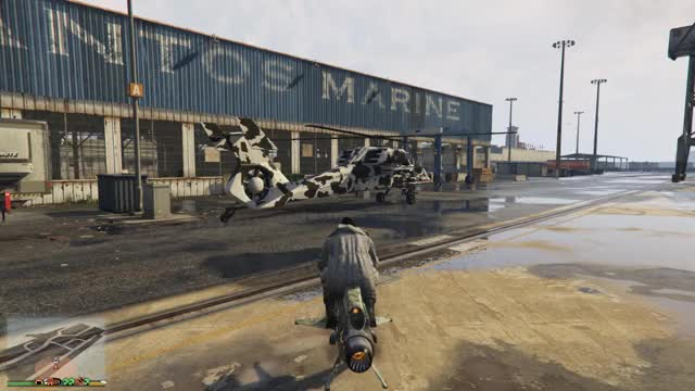 Watch and share Oppressor Mk.2 Explosive MG Vs 100% Armour Hunter GIFs by Gaffa on Gfycat